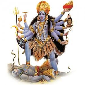 Bedeutung von Navaratri - Mahakali